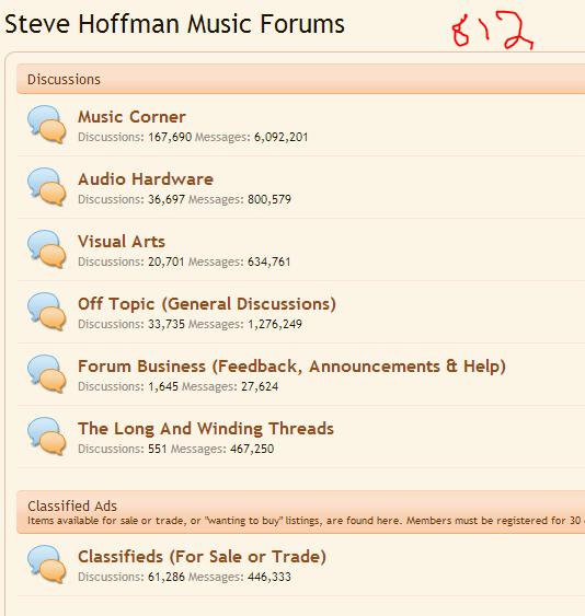 hoffman music forums