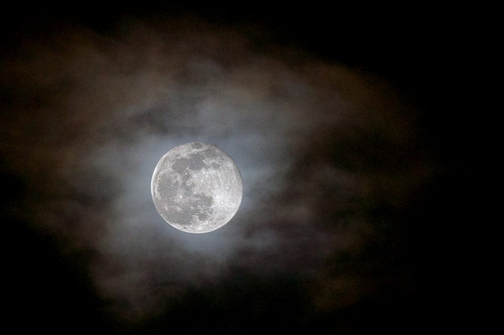 Oh You Moon by Alan Levine