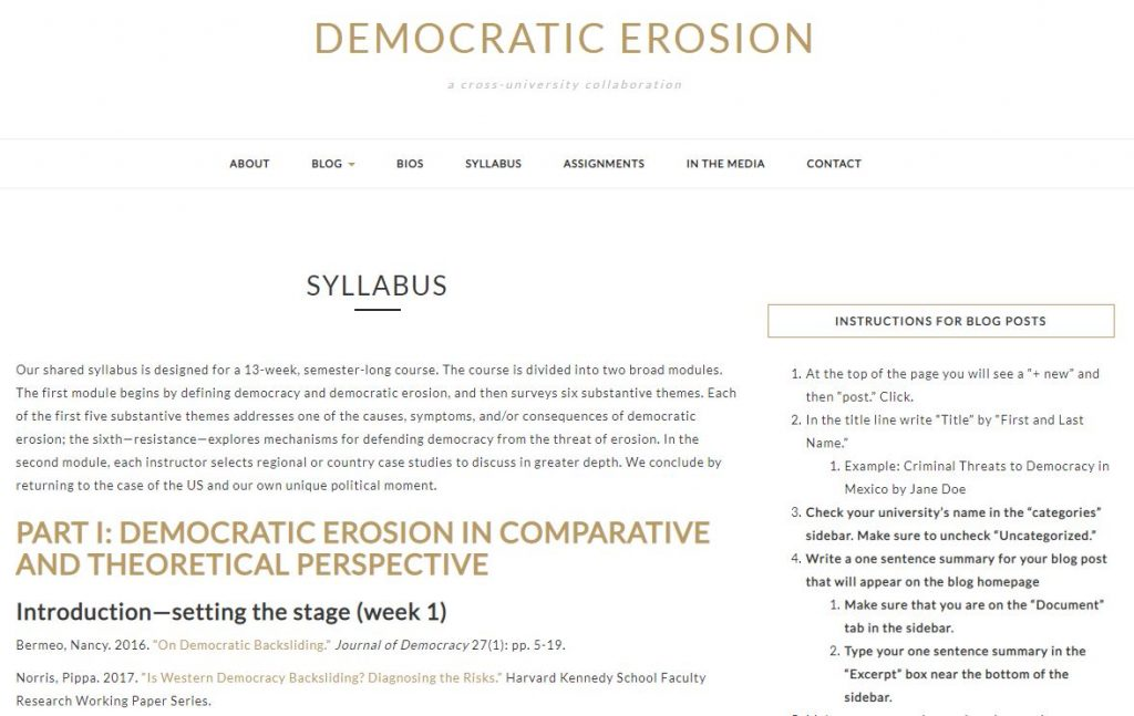 Democratic-erosion.com